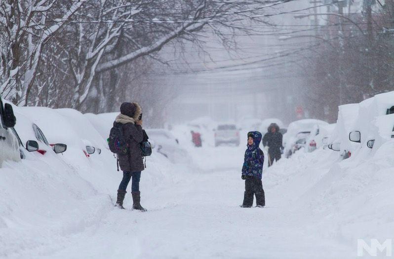 Nieve Montreal
