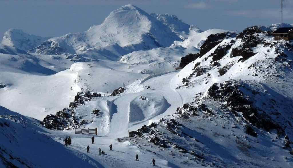 Estación de esquí Cerro Castor
