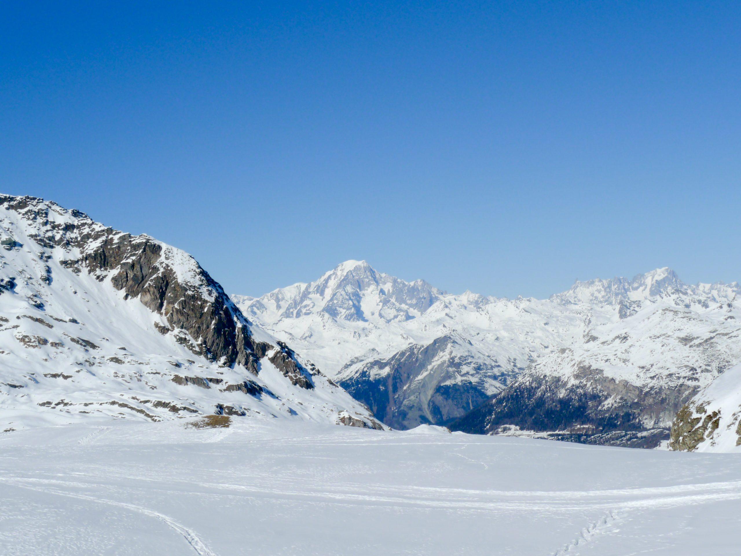 Tignes próxima estación esquí indoor