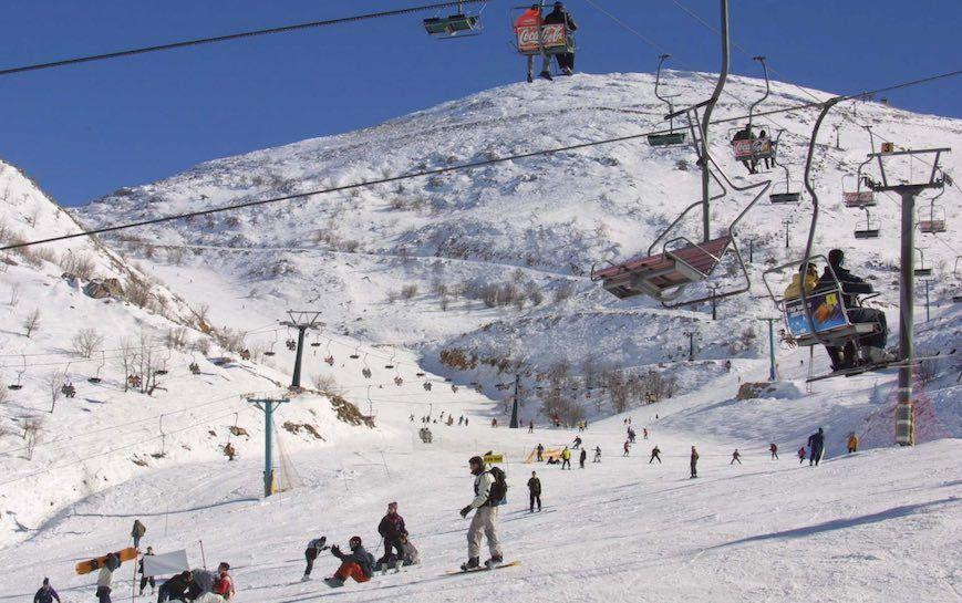 Mont Hermon israël
