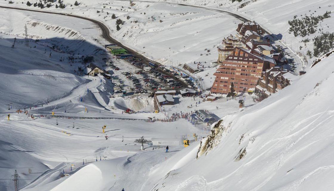 estacion-esqui-españa-astun