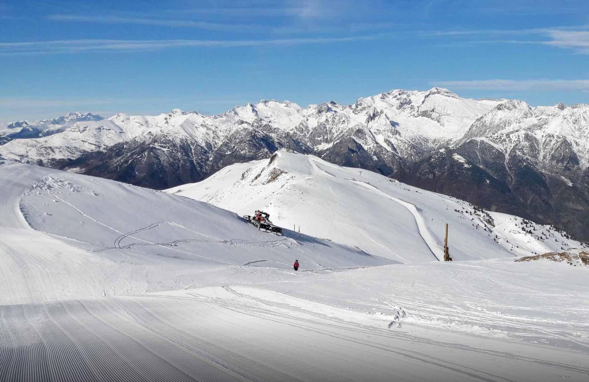 skier cerler ouverture