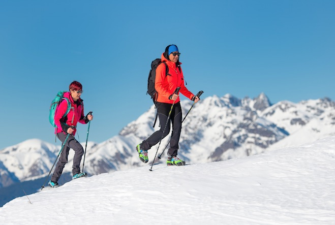 women-mountain