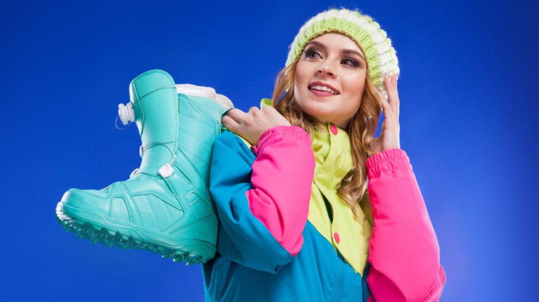 alquiler material ski snowboard