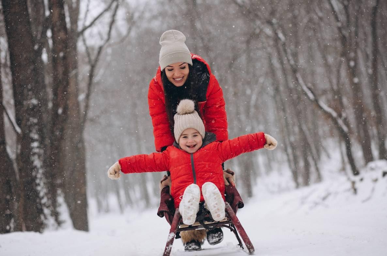 sled-children