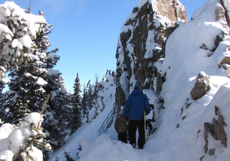 Wolf Creek ski resort