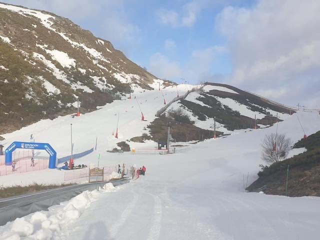 Pistas de esquí Leitariegos