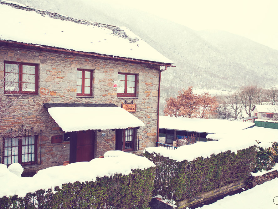 Casa rural Bango