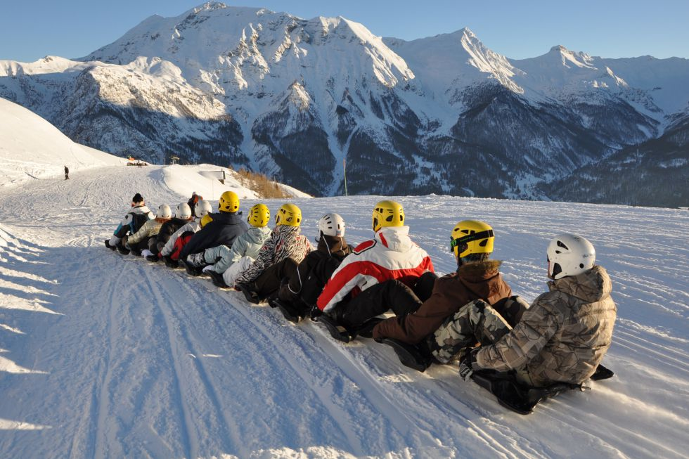 trineo-estacion-esqui-cerler
