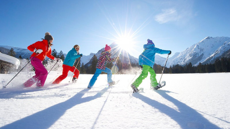 Raquetas de nieve Boí Taüll