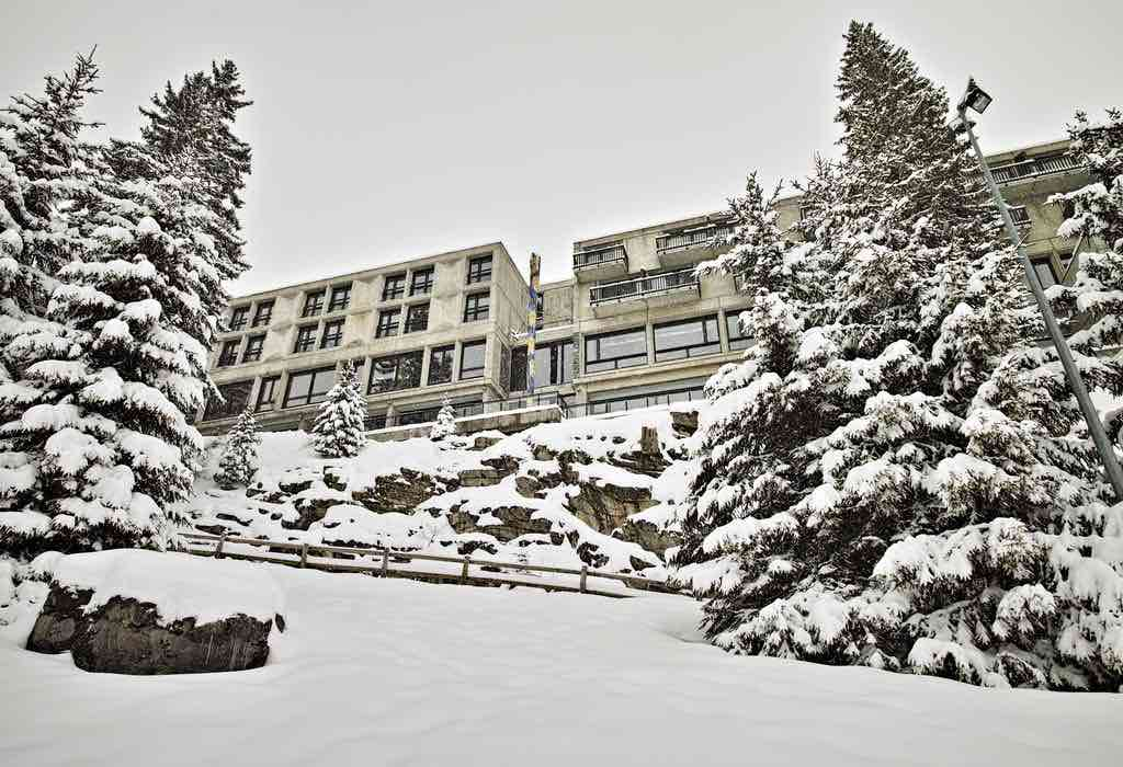 ski resort Flaine