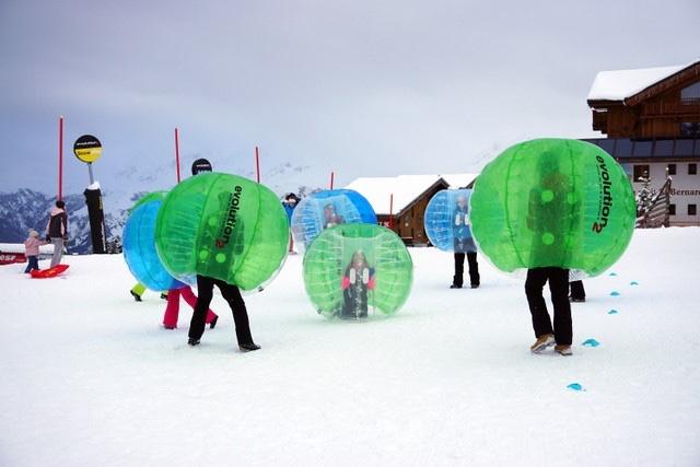 La Rosière ski resort