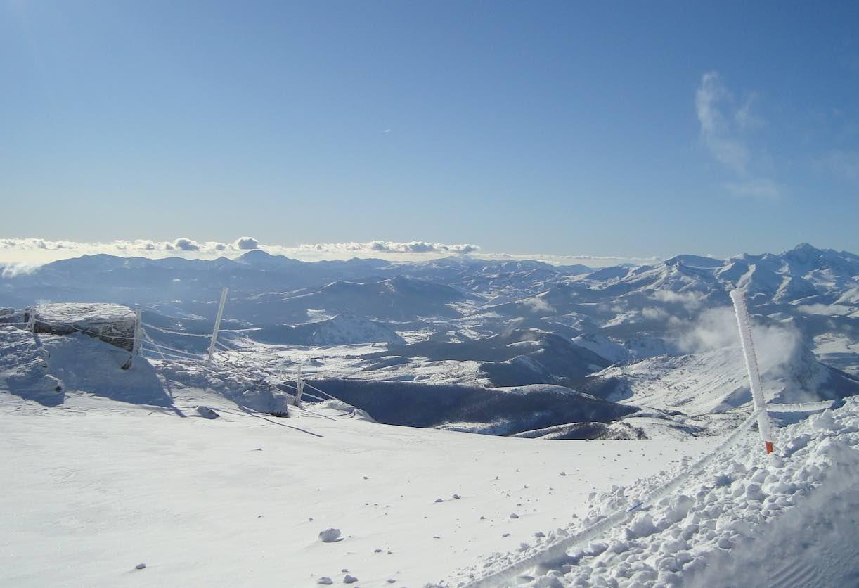 alto campoo esquí