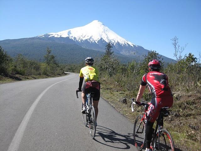 Bicicleta Estación de esquí Los Puquios