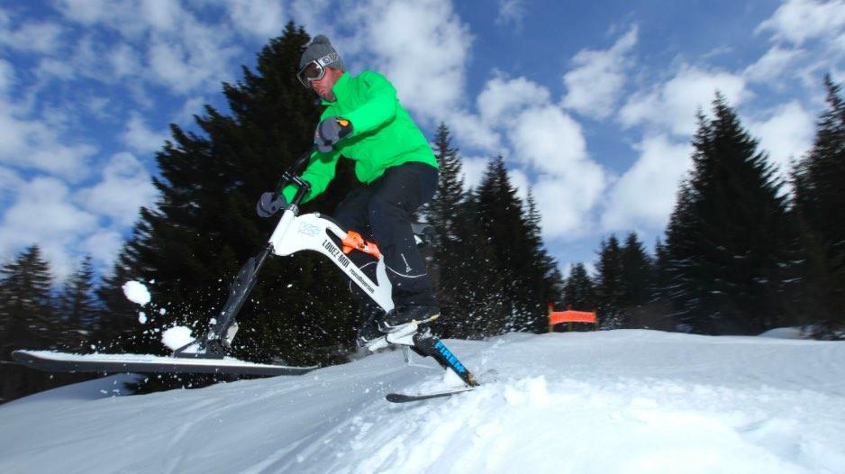 Grand Bornand ski resort