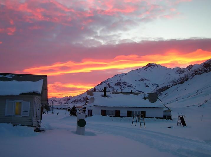 caviaue ski resort