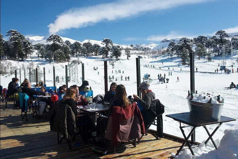 caviahue ski resort