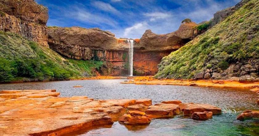 Cataratas Agrio Cerro Caviahue