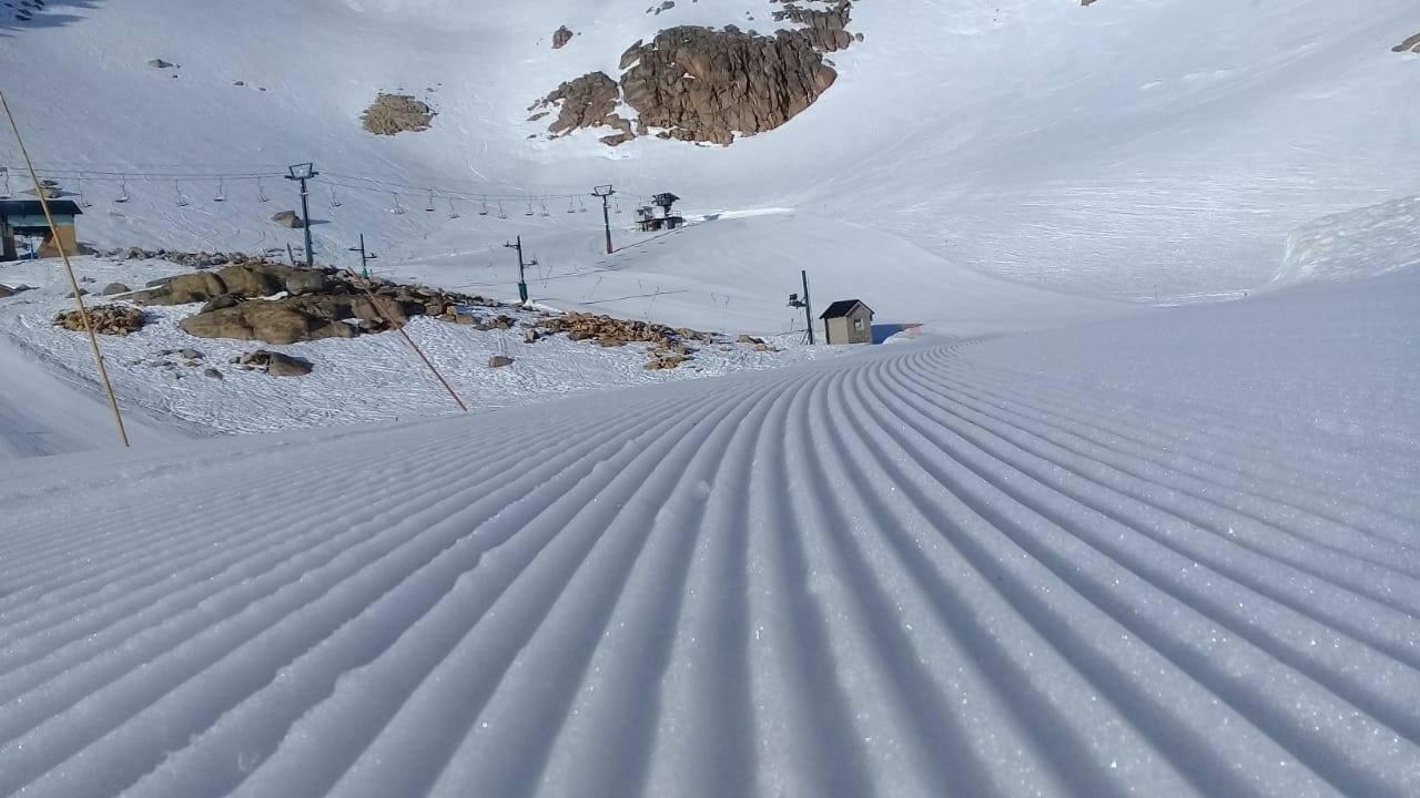 Estación de esquí Cerro Catedral