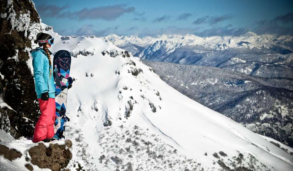 Estación de esquí Chapelco