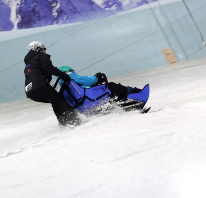 Chill Factore ski resort
