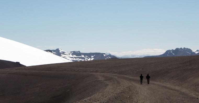 Cráter Volcánico estación esquí Corralco