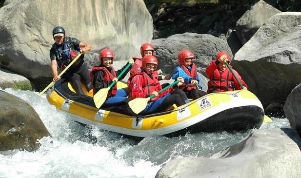 Deportes de agua Pra Loup