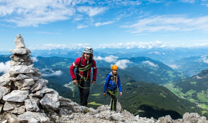 Escalada estación de esquí Alpe di Siusi
