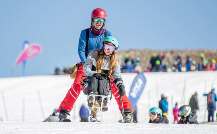 Esquí El Colorado