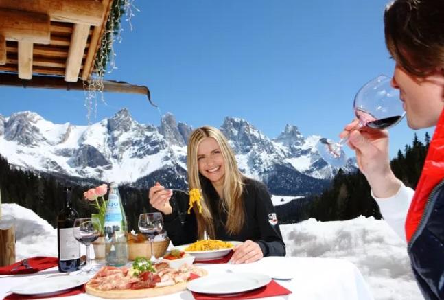 Esquí Lento San Martino Di Castrozza