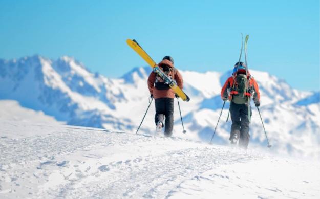 Esquí estación Las Leñas
