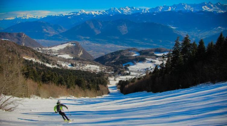 Esquiar en Saint Hilaire