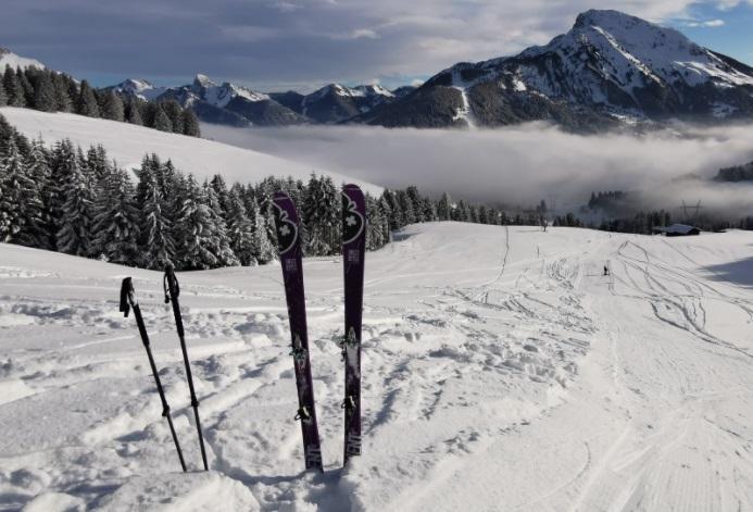 Estación de esquí Abondance