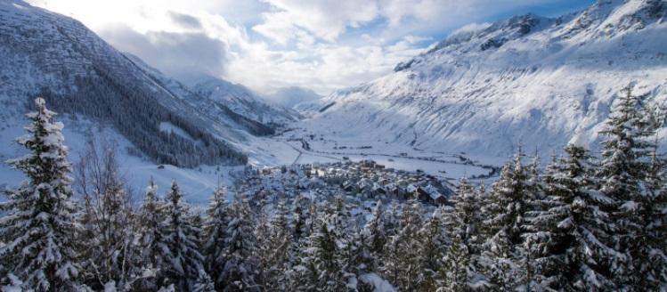 Estación de esquí Andermatt