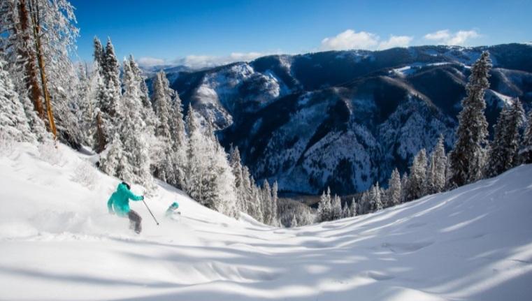 Estación de esquí Aspen Snowmass