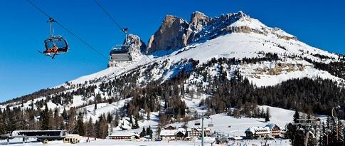 Estación de esquí Carezza