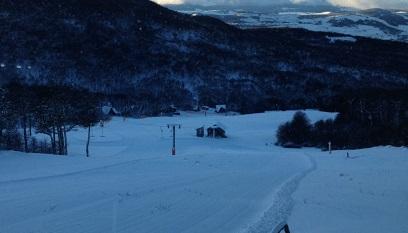 Estación de esquí Cerro El Fraile