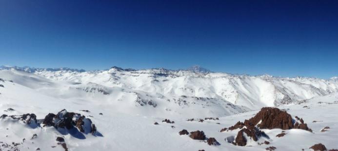 Estación de esquí El Arpa