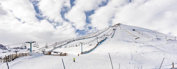Estación de esquí El Colorado