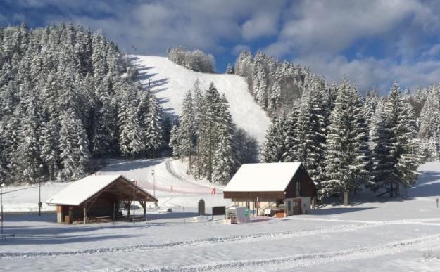 Estación de esquí Hautville