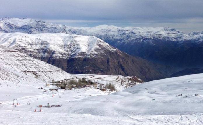 Estación de esquí Lagunillas