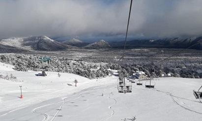 Estación de esquí Las Araucarias