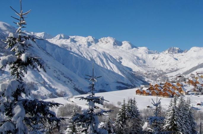 Estación de esquí Les Sybelles