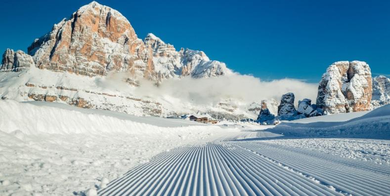 Estación de esquí Marmolada