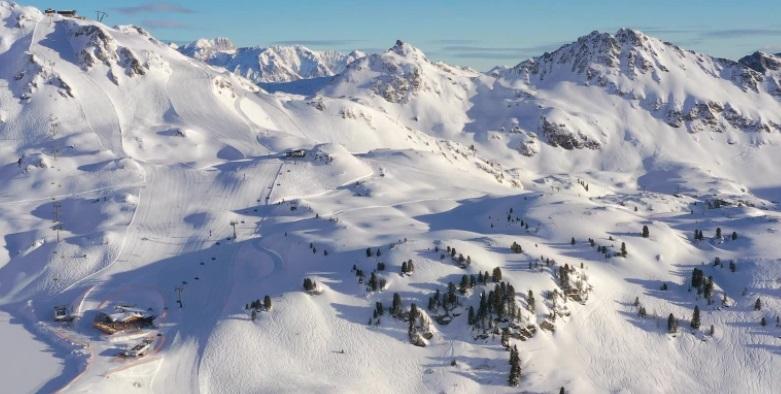 Estación de esquí Obertauern