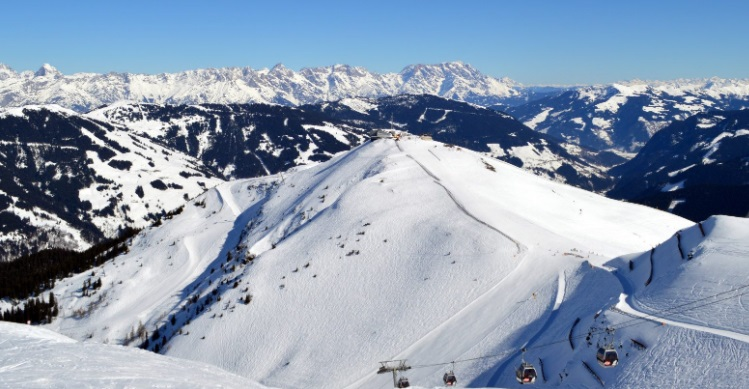 Estación de esquí Saalbach-Hinterglemm