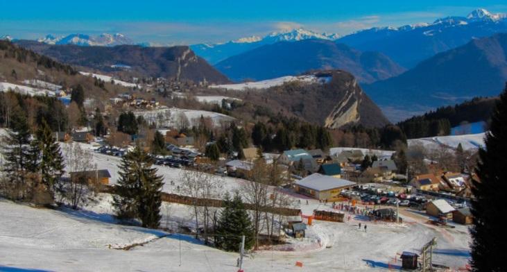Estación de esquí Saint Hilaire