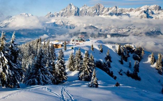 Estación de esquí Schladming Dachstein