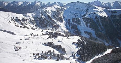 Estación de esquí Val di Fiemme