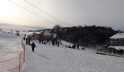 Estación de esquí Valdelén